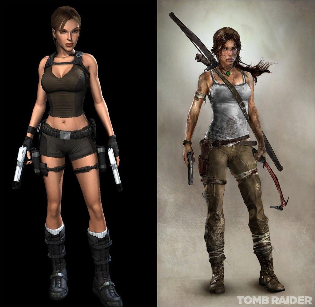 Croft Download Lara Model