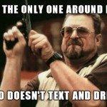 text-drive-meme