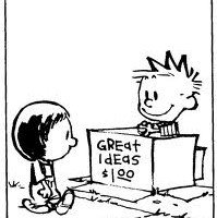 calvin great ideas